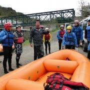 bapteme rafting 2013